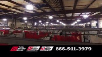 Tulsa Welding School TV Spot, 'We Are Welding' - Thumbnail 5