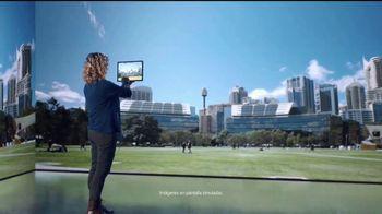 Microsoft Surface Pro TV Spot, 'Leann Emmert: buscar ubicaciones' [Spanish] - 157 commercial airings