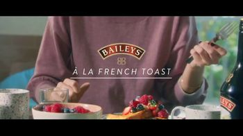 Baileys Irish Cream TV Spot, 'A La French Toast'