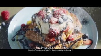 Baileys Irish Cream TV Spot, 'A La French Toast' - Thumbnail 6