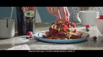 Baileys Irish Cream TV Spot, 'A La French Toast' - Thumbnail 7