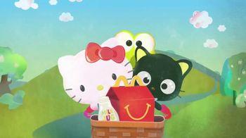McDonald's Happy Meal TV Spot, 'Hello Sanrio Toys'