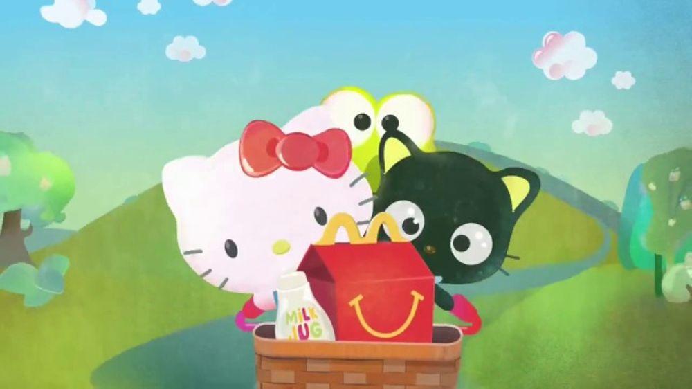 Hello Kitty Mcdonald S Toys : Hello kitty birthday cupcake toy of mcdonald s hello