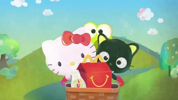 McDonald's Happy Meal TV Spot, 'Hello Sanrio Toys'