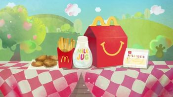 McDonald's Happy Meal TV Spot, 'Hello Sanrio Toys' - Thumbnail 6