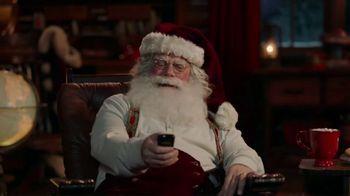 Dish Network Voice Remote TV Spot, 'Santa, the Spokeslistener' - 2277 commercial airings