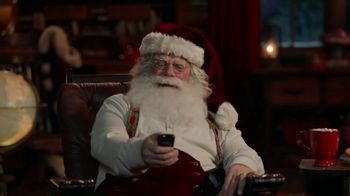 Dish Network Voice Remote TV Spot, 'Santa, the Spokeslistener'