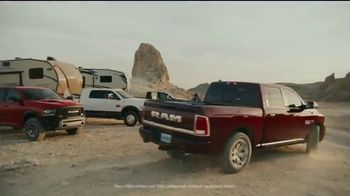 Ram Trucks Black Friday Sales Event TV Spot, 'The Greater Good: Tenacious' [T2] - 264 commercial airings