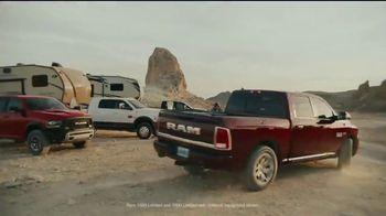 Ram Trucks Black Friday Sales Event TV Spot, 'The Greater Good: Tenacious' [T2]
