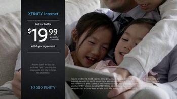 XFINITY Internet TV Spot, 'Best Internet at a Great Value' - Thumbnail 1