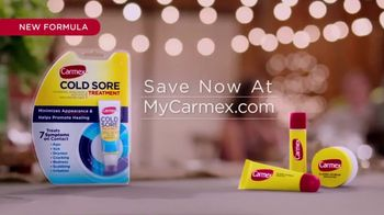 Carmex Cold Sore Treatment TV Spot, 'Seven-Symptom Relief' - Thumbnail 10