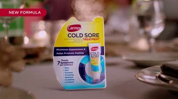 Carmex Cold Sore Treatment TV Spot, 'Seven-Symptom Relief' - Thumbnail 4