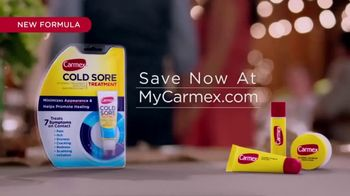 Carmex Cold Sore Treatment TV Spot, 'Seven-Symptom Relief' - Thumbnail 9