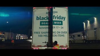 Amazon Black Friday Deals Week TV Spot, 'Every Department' Song by Chic - Thumbnail 7