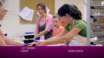 HUMIRA TV Spot, 'Food Drive' - Thumbnail 9