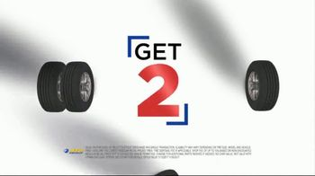 National Tire & Battery Black Friday All Month TV Spot, 'Two Free' - Thumbnail 4