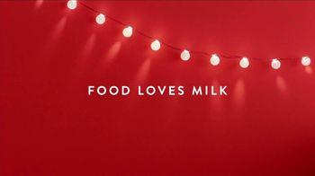 Got Milk TV Spot, 'Holiday Food Loves Milk' - Thumbnail 8