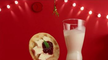 Got Milk TV Spot, 'Holiday Food Loves Milk'