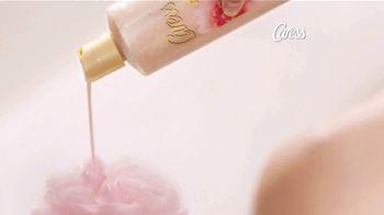 Caress Daily Silk TV Spot, 'Aceite de fusión floral' [Spanish] - Thumbnail 3
