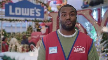 Lowe's TV Spot, 'Snowman: Inflatable Snoopy' - Thumbnail 5