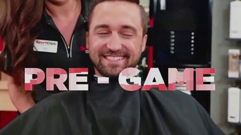 Sport Clips TV Spot, 'Game Plan'