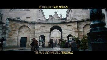The Man Who Invented Christmas - Alternate Trailer 1