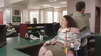 Slim Jim TV Spot, 'Bank Tellers' - Thumbnail 4