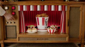 KFC $20 Fill Up Extra Crispy Tenders TV Spot, 'Compartir' [Spanish]