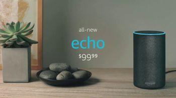 Amazon Echo TV Spot, 'Alexa Moments: Concentrate' - Thumbnail 9