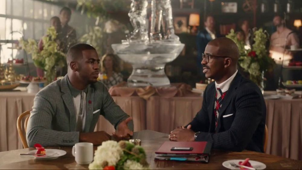 State Farm TV Commercial, 'Going Away Party' Featuring Chris Paul