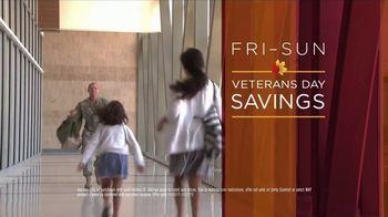 Mattress Firm 72 Hour Sale TV Spot, 'Veterans Day: Lower Price Guarantee'