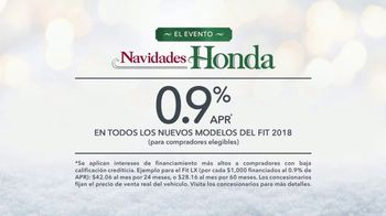 El Evento Navidades Honda TV Spot, 'Batteries' [Spanish] [T2] - Thumbnail 8