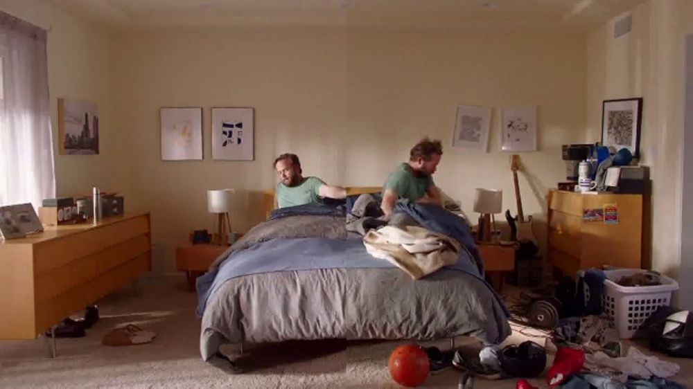McDonald's Sausage McMuffin With Egg TV Commercial, 'Either Side of the Bed'