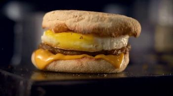McDonald's Sausage McMuffin With Egg TV Spot, 'Either Side of the Bed' - Thumbnail 7
