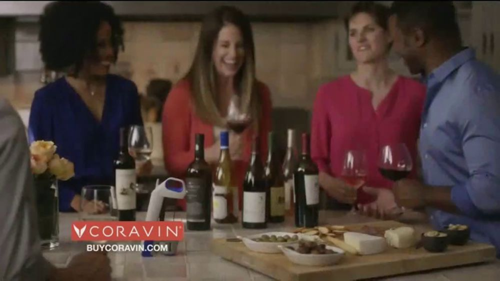 Coravin Tv Commercial Taste Is Important Ispot Tv