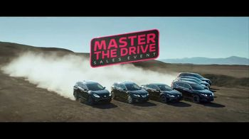 Nissan Master the Drive Sales Event TV Spot, 'Star Wars: The Last Jedi'