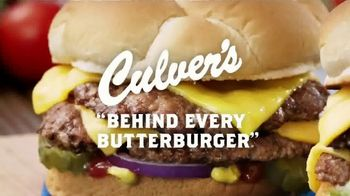 Culver's ButterBurger TV Spot, 'Cooked to Order'