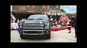 Ford El Evento de Fin de Año TV Spot, 'Bajo control' [Spanish] - Thumbnail 1