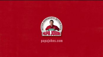 Papa John's Pan Pizza TV Spot, 'Make the Field' - Thumbnail 9