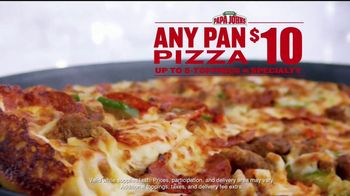 Papa John's Pan Pizza TV Spot, 'Make the Field' - Thumbnail 6