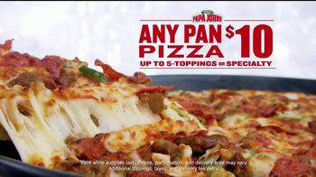 Papa John's Pan Pizza TV Spot, 'Make the Field' - Thumbnail 7