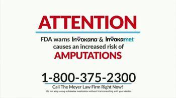 Meyer Law Firm TV Spot, 'Amputations'