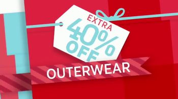 Saks OFF 5TH Outerwear Event TV Spot, 'More Savings' - Thumbnail 1