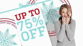 Saks OFF 5TH Outerwear Event TV Spot, 'More Savings'