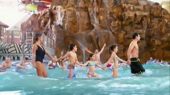 Kalahari Resort and Convention Center TV Spot, 'Holiday Adventure'