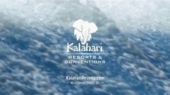 Kalahari Resort and Convention Center TV Spot, 'Holiday Adventure' - Thumbnail 10