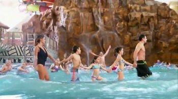 Kalahari Resort and Convention Center TV Spot, 'Holiday Adventure' - Thumbnail 8
