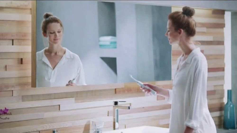 Sonicare DiamondClean TV Commercial, 'Exceptionally Fresh Feeling'
