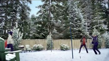 L.L. Bean TV Spot, 'Winter Badminton'