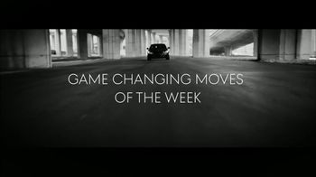 Genesis TV Spot, 'Game-Changing Moves of the Week: Chiefs & Panthers' [T1] - Thumbnail 1